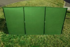 The wallup instant outdoor privacy screen 6 for Movable exterior walls