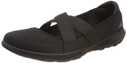 Mary Skechers Women's Black Janes 15407 Black BEFCPEqx
