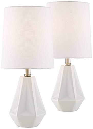 Colyn Modern Accent Table Lamps 17 1/2