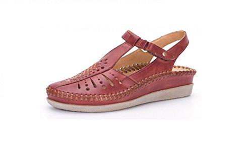 Sandales Pour Femme Sandia Rouge Pikolinos qH7n1H