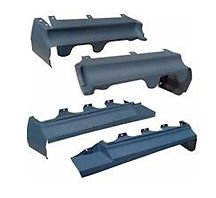 Regal Front Bumper Buick - The Parts Place Buick Regal Grand National OEM Front & Rear Rubber Bumper Fillers