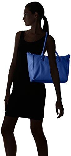 BREE Damen Sylvie 1, Sm, Shou. Bag Special Schultertaschen, 42x14x26 cm Blau (Nautica 240)
