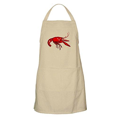 (CafePress Louisiana Crawfish Boiling Apron Kitchen Apron with Pockets, Grilling Apron, Baking Apron)
