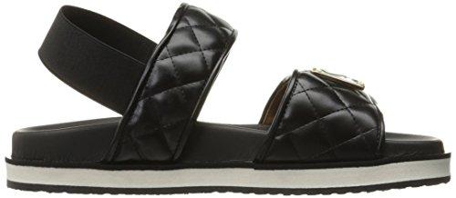 Love Moschino , Damen Sandalen , schwarz - schwarz - Größe: 35 EU