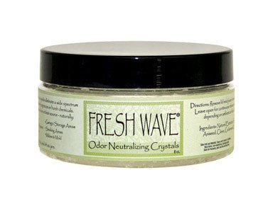 Fresh Wave 065 8 Oz Crystal Gel Odor Eliminator by Fresh Wave