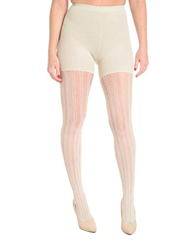 SPANX Case in Pointelle Tights (Pointelle Tights)