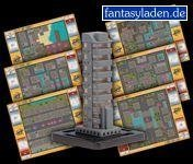 Privateer Press - Monsterpocalypse - SÃÂrie 1 : Rise Map Pack by Privateer Press ()