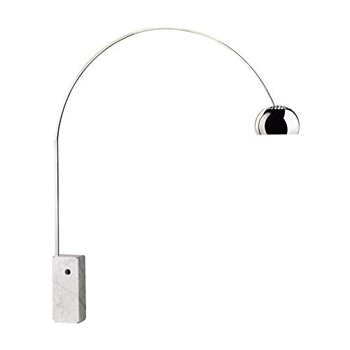 Flos - Lámpara de pie en forma de arco, diseño de ...
