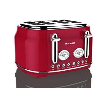 Amazon Com Cuisinart Cpt 180mr Classic 4 Slice Toaster