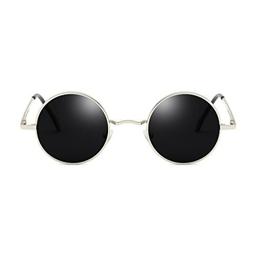 Color Sol LBY para de Gafas C Gafas De A Sol De Marco Hombre del Polarizadas Hombres Los Metálico Zp4wFqZ