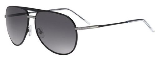 [Christian Dior 0177/S Sunglasses Shiny Black / Gradient Shaded Polarized] (Christian Dior Homme Sunglasses)