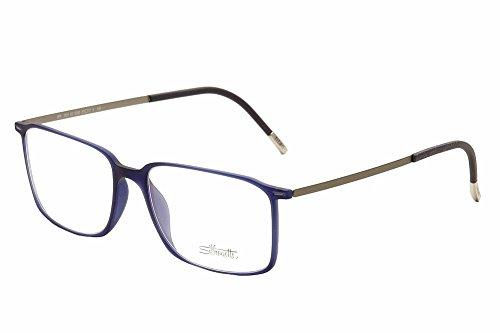 Silhouette Eyeglasses Urban Lite 2891 6055 Full Rim Optical Frame - Eye Silhouette