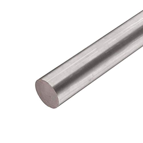 Online Metal Supply 7075-T6 Aluminum Round Rod, 0.687 (11/16 inch) x 24 inches