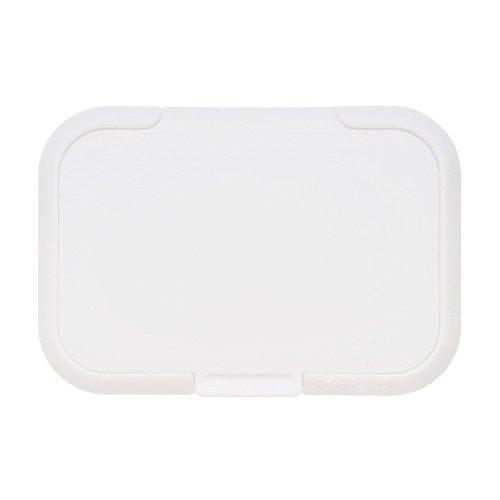 Bitatto Baby Wipe Case (Regular) (White) Bitatto White