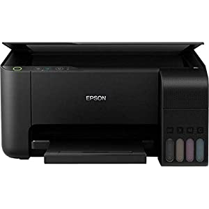 Epson EcoTank L3150 Wi-Fi All-in-One Ink Tank Printer (Black)