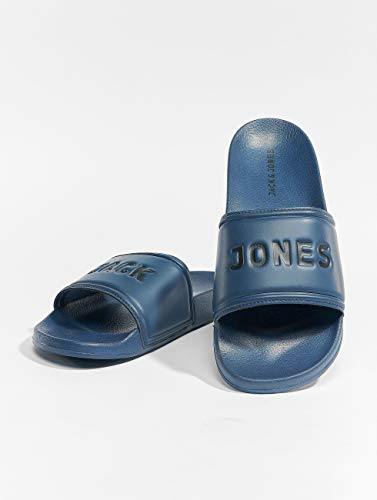 Hombres amp; Jack chanclas Jones Jfwflip Calzado sandalias Azul Eqf6wfU