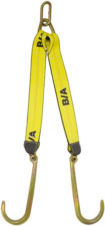 "BA Products LP11-8CL30, Low Profile V Strap / V Bridle, G70, 15"" Long J, 30"" Legs, New Technology!"