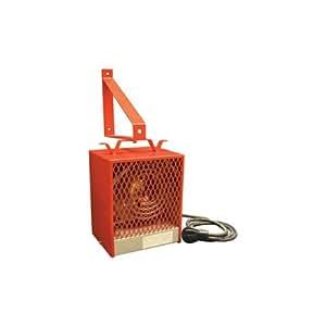 Ouellet Heavy Duty Steel Electric Garage/Workshop Heater, Model# OCH4000WB