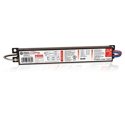 GE Lighting 74469 GE259MAX-G-N (Replaces GE259MV-N) 120/277-Volt Multi-Volt ProLine Electronic Fluorescent T8 Instant Start Ballast for 1 or 2 F96T8 Lamps