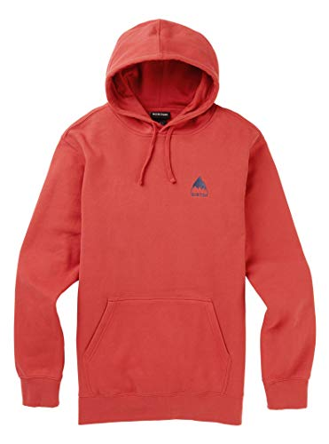 - Burton Men's Classic Mountain High Pullover Hoodie, Tandori, Medium
