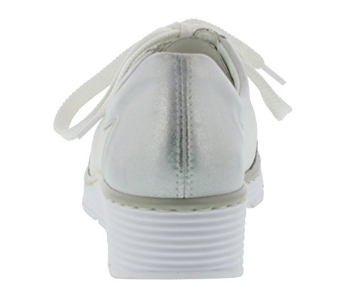 Rieker 587PO 80 - Sneaker - Blanc Ice/Weiss-silber / 80 ev3BQxoxkp