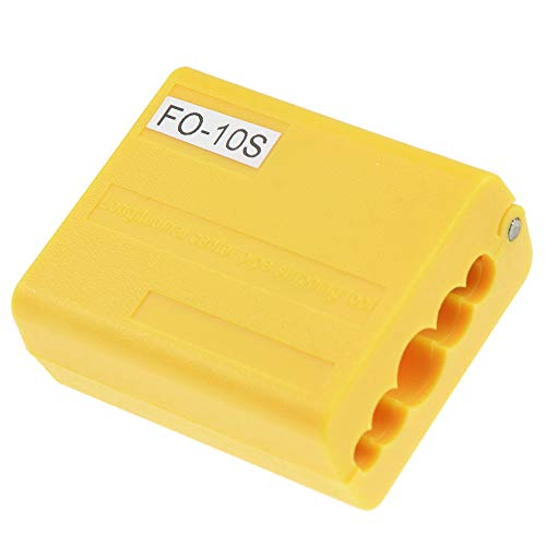 FO-10S Fiber Optic Mid Span Cable Cutting Tool Jacket Slitter Loose Tube Buffer Beam Tube Stripper Yellow -