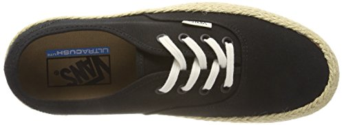 Vans Damen Authentic Platform Esp Sneaker Schwarz (black Blk)