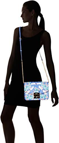A Borse Furla Ginepro Donna Crossbody Tracolla toni Small Multicolore Metropolis wqIpF