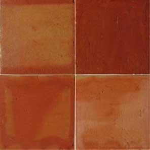 Daltile Ceramic Tile Saltillo Antique Adobe X Amazoncom - Daltile 8x8 floor tile