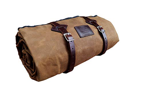 1844 Helko Werk Germany Waxed Canvas Bedroll