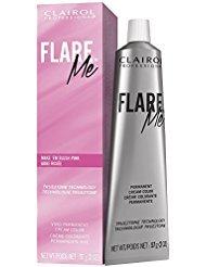 Clairol Professional Flare Me Hair Color, Make'em Blush Pink, 2 Ounce