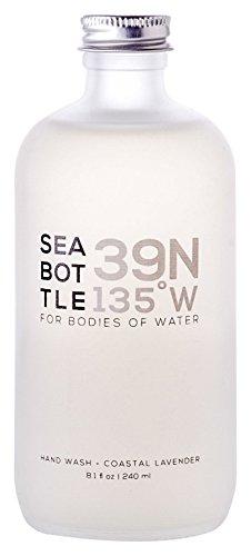 Sea Bottle Softening Hand Wash Refill, Coastal Lavender, 8 fl. - Coastal.com Glasses
