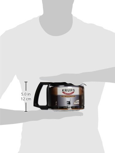 Krups Replacement Pro Aroma Plus Glass Coffee Carafe F0344210F