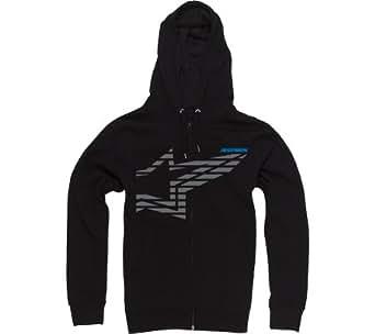 Alpinestars Men's Plume Hoody Zip Sweatshirt, Black, Medium
