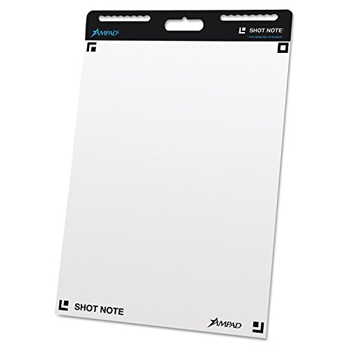 Product of Ampad - Shot Note Easel Pad, 23-1/4 x 31-2/Pack - [Bulk (Ampad Easel Pad)