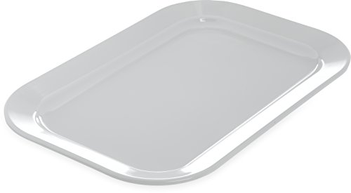 (Carlisle 4377202 Designer Displayware Melamine Oblong Platter, 15-3/4