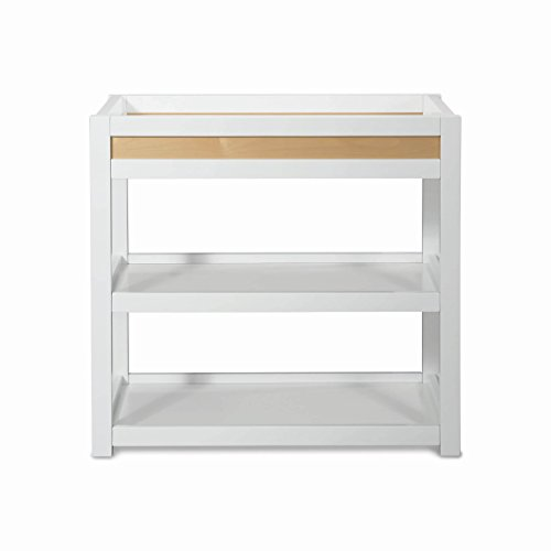 Child Craft Mod Changing Table, White/Natural Wood by Child Craft
