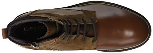 Marrone Geox E Uomo Uvet Classici Stivali C6003 Browncotto U RnnfWHZ7