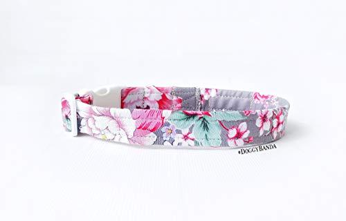 Girly Dog Collar Romantic Female Dog Collar Adjustable Import It All