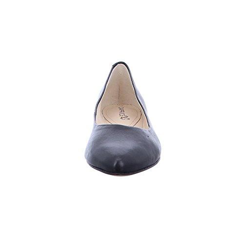 Caprice Damen 22107 Geschlossene Ballerinas Black