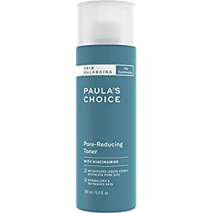Paula's Choice Skin Balancing Pore-Reducing Toner for Combination and Oily Skin, Minimizes Large Pores, 6.4 Fluid Ounce…
