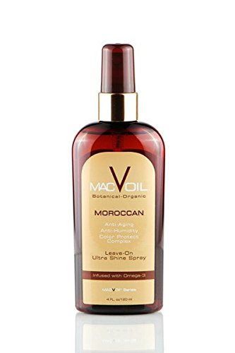 (Macvoil Moroccan Leave-On Ultra Shine Conditioner Spray )