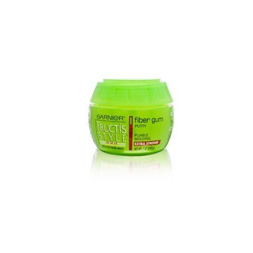 Hair Styling Gum: Garnier Fructis Style Fiber Gum Putty Pliable Molding