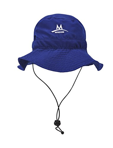Mission Cooling Bucket Hat, - Wear Protection Laser Eye