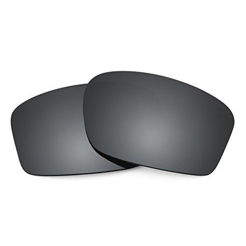 Revant Lenses for Oakley Chainlink Polarized Black Chrome (Chainlink Lenses)