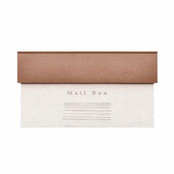 ディーズガーデン メールボックス