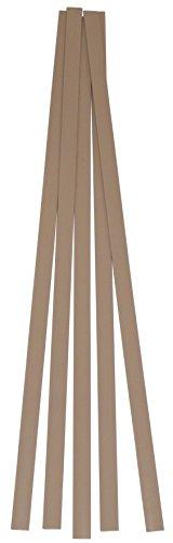 "Polyvance R12-01-03-NT High Density Polyethylene Rod 30 ft 1//8/"" Diameter"
