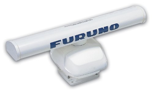 Furuno FUR-DRS4A 48 Mile 4 Kilowatt Radar Pedestal with 3.5-Feet Open Array Antenna for NavNet-3D Systems Radar