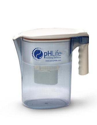 1 gallon filtered water pitcher - 2