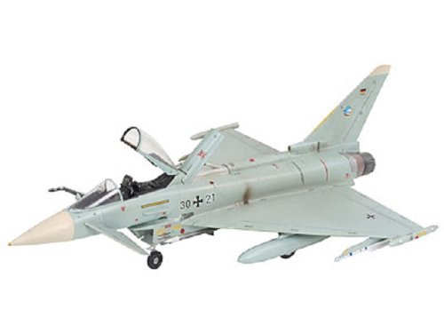 Revell Modellbausatz 04317 - Eurofighter TYPHOON single seate im Maßstab 1:72